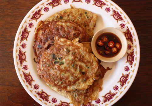 egg foo yung1 Pyszne śniadanko, kolacja, a nawet obiad czyli omlet Egg Foo Yung