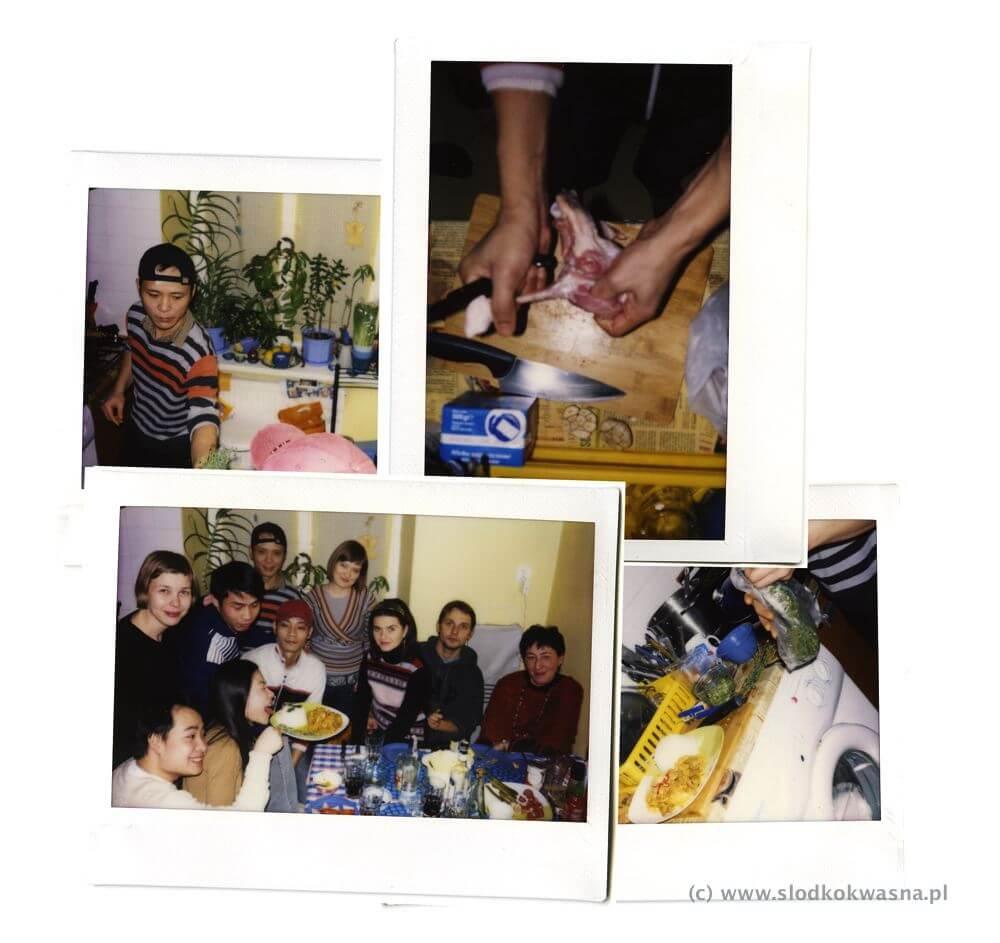 Polaroidowa dokumentacja
