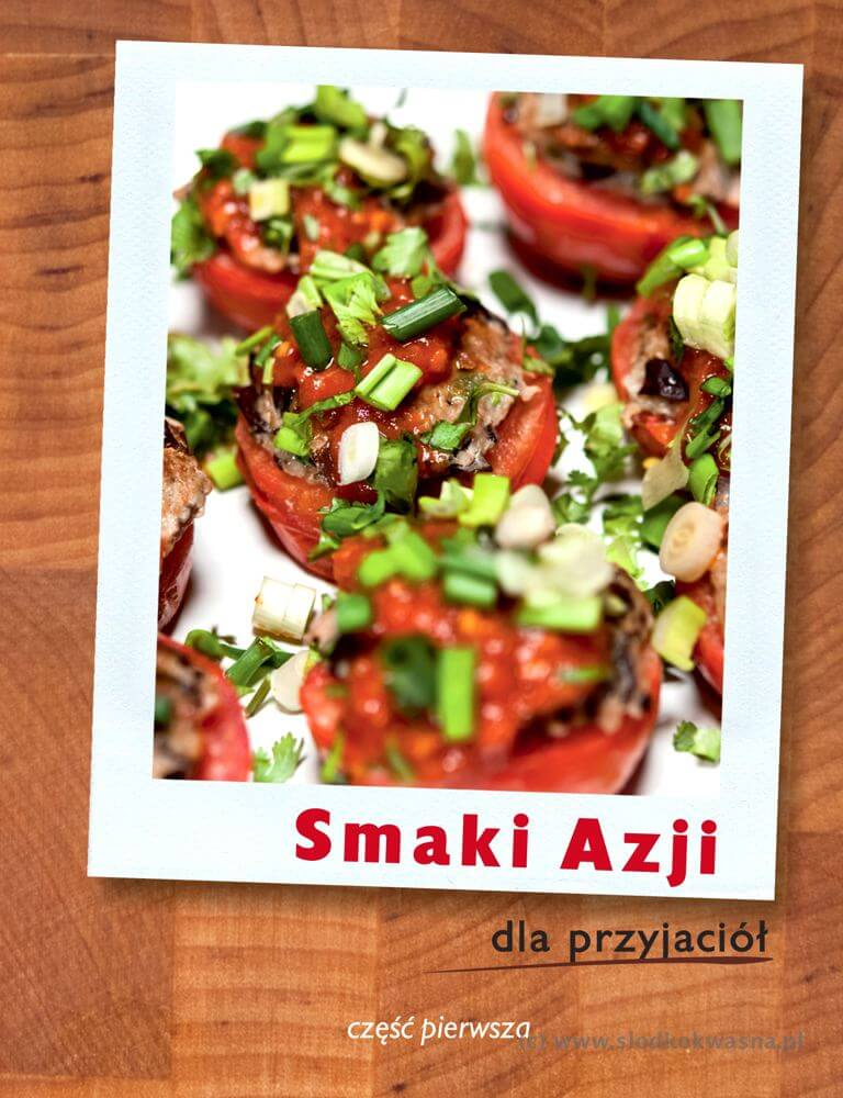 fot cookandwatch com pomidory z wieprzowina Pomidorek i grill