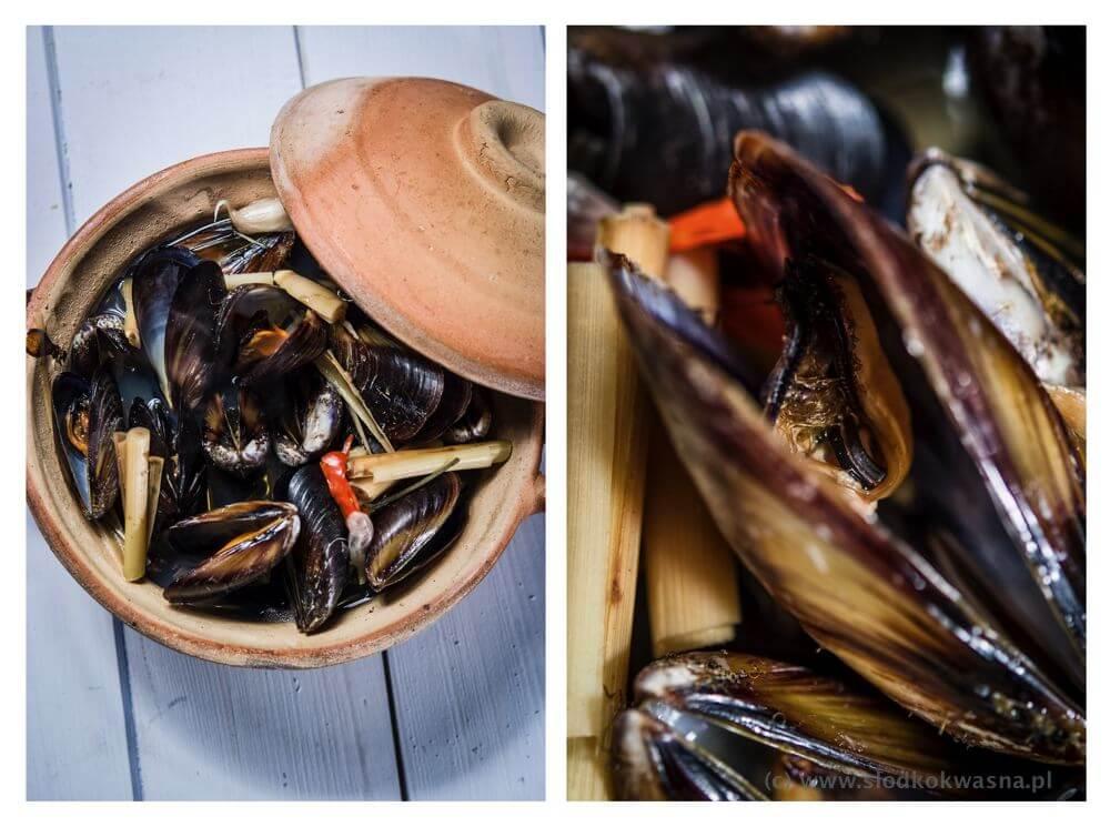 fot cookandwatch com omulki Najprostszy przepis na małże gotowane