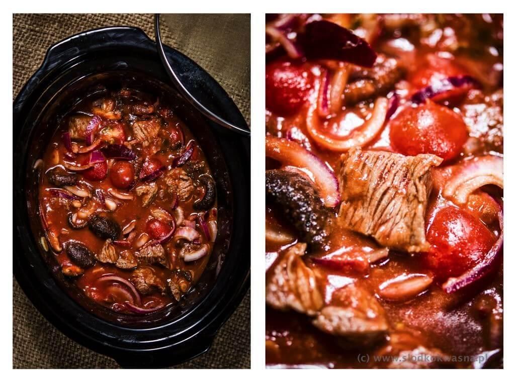 fot cookandwatch com wolowina z wolnowaru z habanero i czekolada Wołowina z czekoladowym habanero