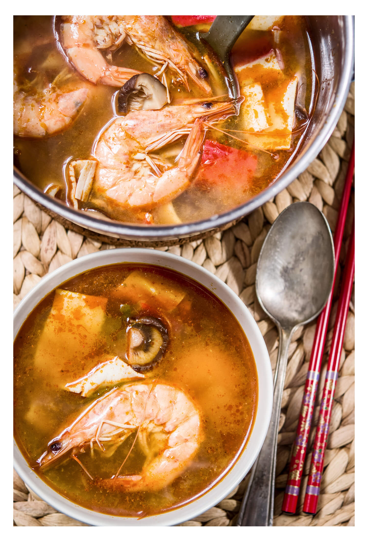 tom yum 001 Zupa Tom Yum