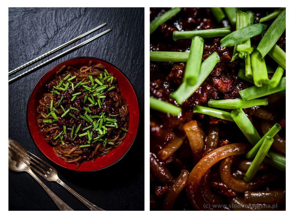 fot cookandwatch com koreanskie spagetti Koreańskie spaghetti