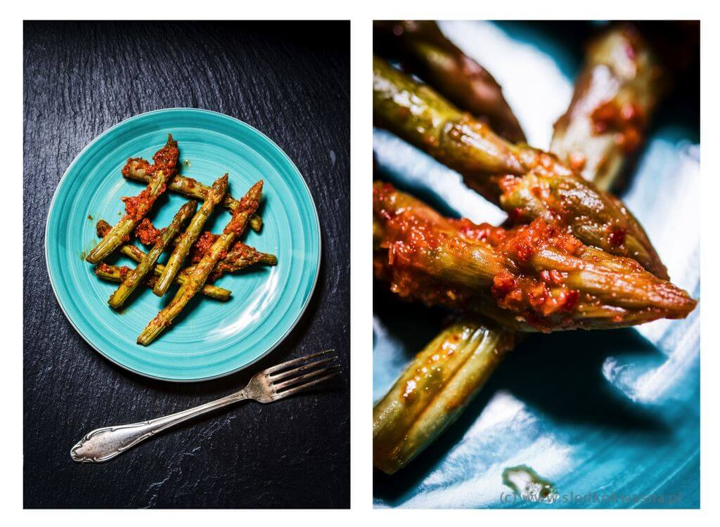 fot cookandwatch com kimchi szparagi Kiszonki kimchi: szparagi i buraki