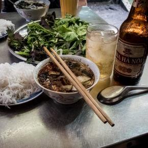 DSCF1681 290x290 Gdzie w Hanoi coś dobrego zjeść i wypić   część 1                          ..............................................................                                                 Hanoi   good places where you can eat and drink   Part 1