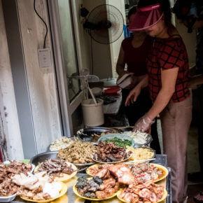 DSCF1692 290x290 Gdzie w Hanoi coś dobrego zjeść i wypić   część 1                          ..............................................................                                                 Hanoi   good places where you can eat and drink   Part 1