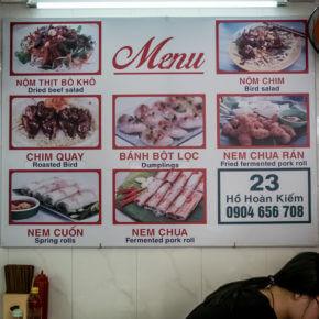DSCF1785 290x290 Gdzie w Hanoi coś dobrego zjeść i wypić   część 1                          ..............................................................                                                 Hanoi   good places where you can eat and drink   Part 1
