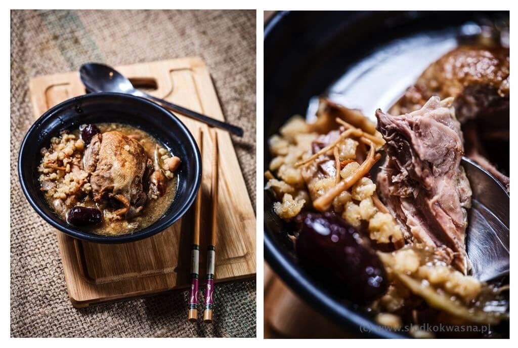 fot cookandwatch com przepiorka z przyprawami i ziolami wietnamskimi 002 Potrawka z przepiórką