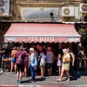 DSCF7600 290x290 Tel Aviv   gdzie zjeść i co zobaczyć
