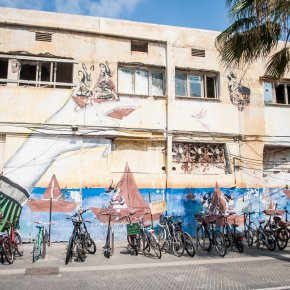 DSC 8075 290x290 Tel Aviv   gdzie zjeść i co zobaczyć