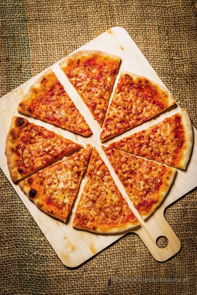 fot cookandwatch com DSCF1198 e1606752124837 New York pizza. Klasyczna pizza w stylu nowojorskim