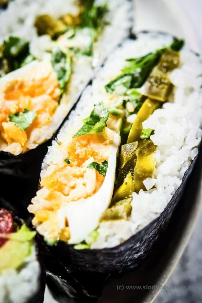fot cookandwatch com DSCF2439 Onigirazu czyli ryżowe kanapki