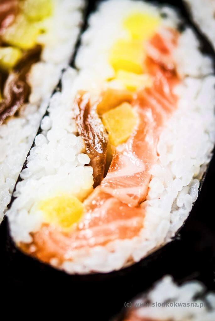 fot cookandwatch com DSCF2473 Onigirazu czyli ryżowe kanapki