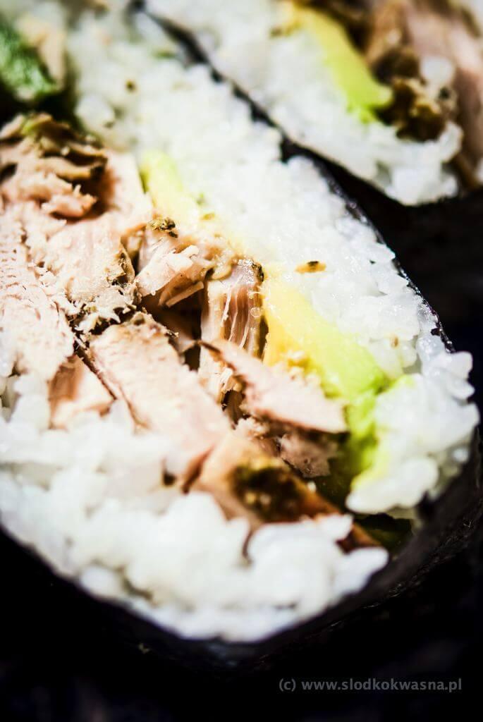 fot cookandwatch com DSCF2530 Onigirazu czyli ryżowe kanapki