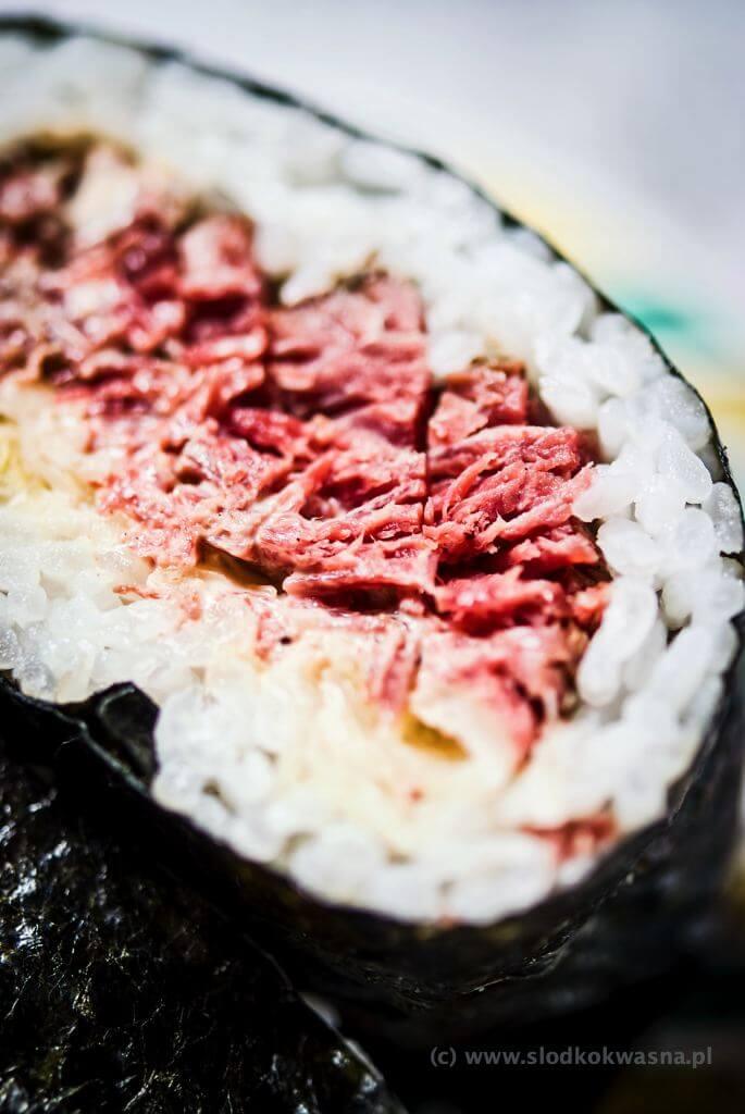 fot cookandwatch com DSCF2588 Onigirazu czyli ryżowe kanapki