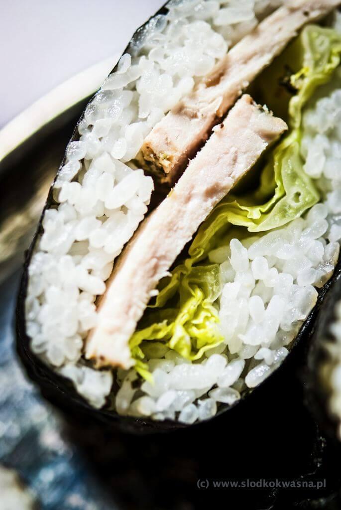 fot cookandwatch com DSCF2862 Onigirazu czyli ryżowe kanapki
